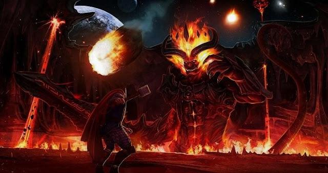 Marvel Studios publica sinopsis de Thor: Ragnarok