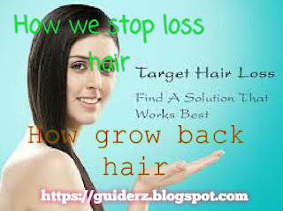 Hair loss is seriously the problem for that person try solution and best remedies are here that are homely and cheap..
