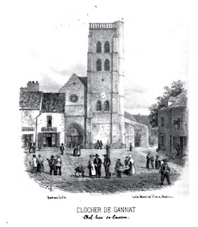 Patrimoine de l'Allier: Gannat