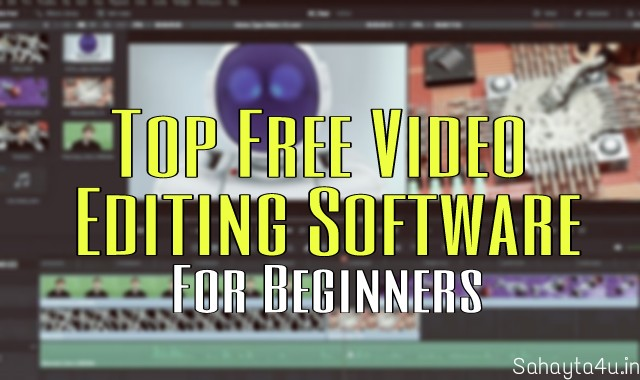 TOP best free video editing software for Windows