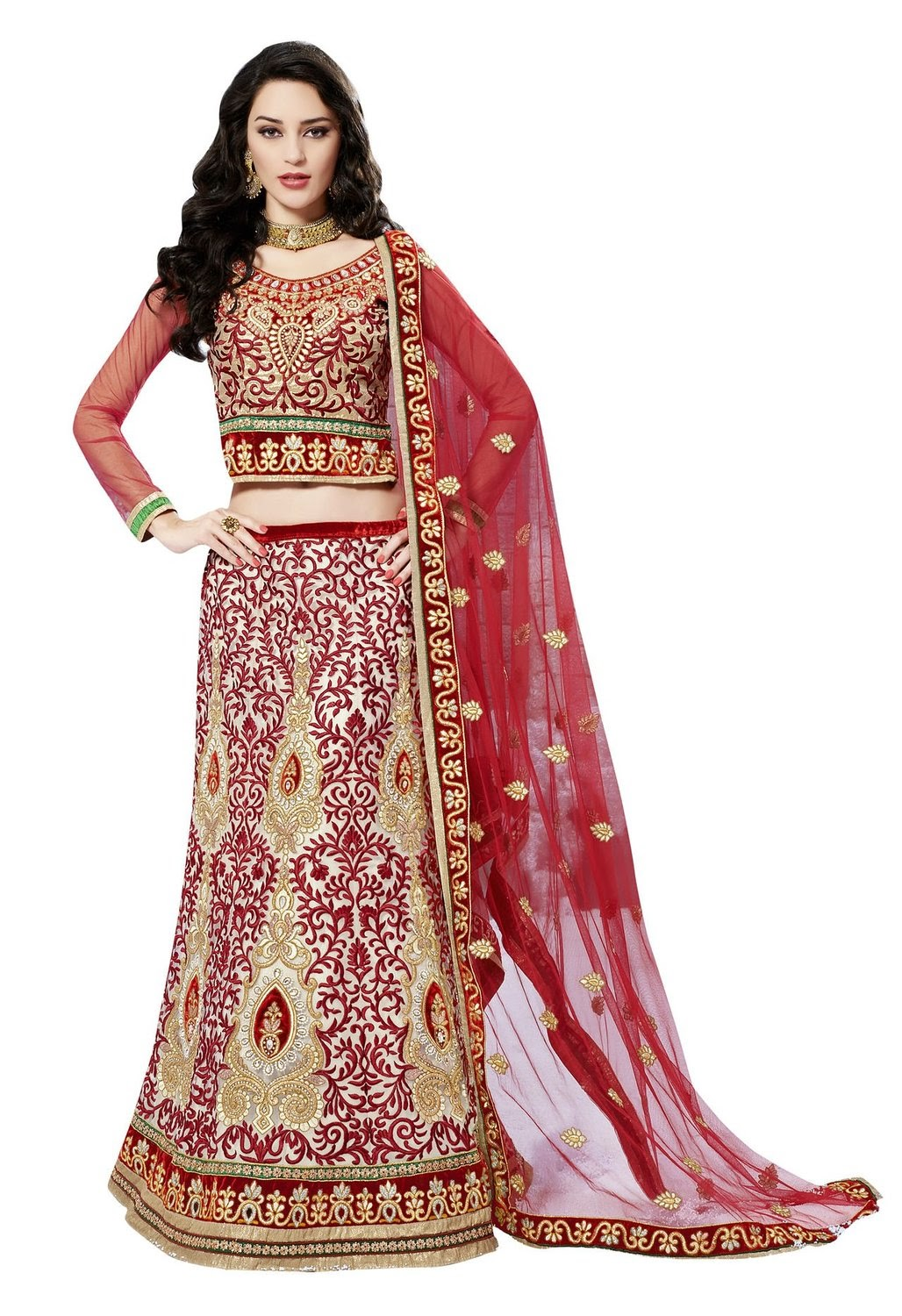 bcd9990231ce91 Are You Waiting for Discount on Bridal Wear on Online Shopping at ...