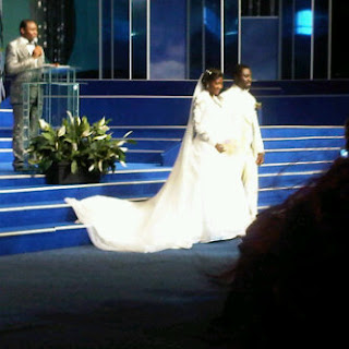 Pictures From Mercy Johnson's Wedding! 4