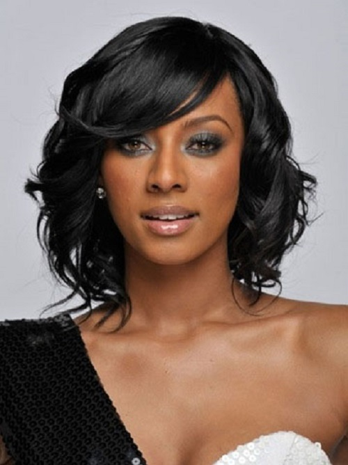 African American Hairstyles Trends and Ideas  Hairstyles for African American Women with Bangs