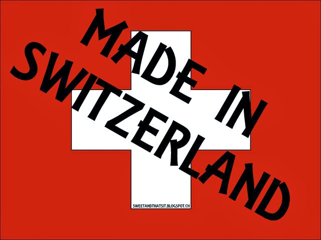 Made in Switzerland: Recipes