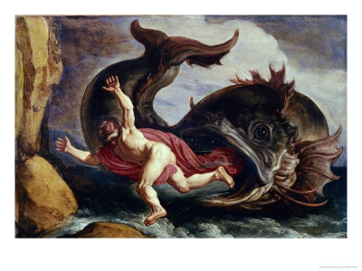 whale and human relationship with god