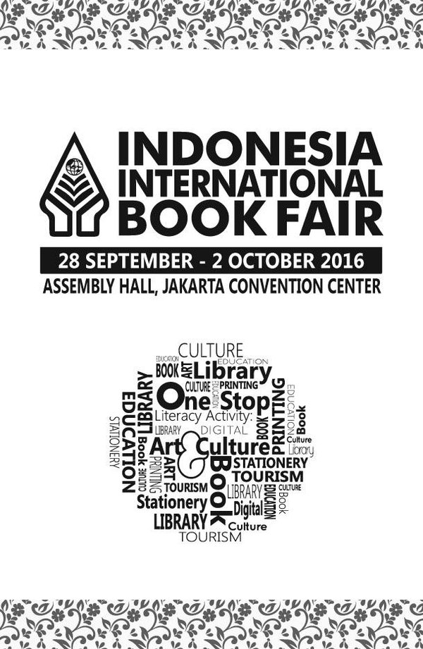 Pesta Buku Antarabangsa Indonesia 2016