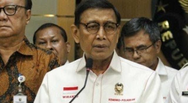 Wiranto: Khilafah Boncengi Keruwetan Pemilu