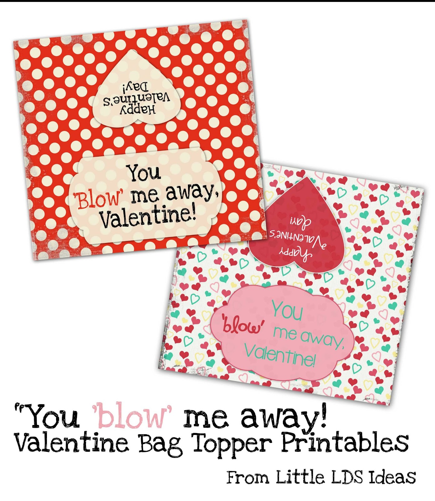 graphic about Bubble Valentine Printable identify On your own Blow Me Absent\