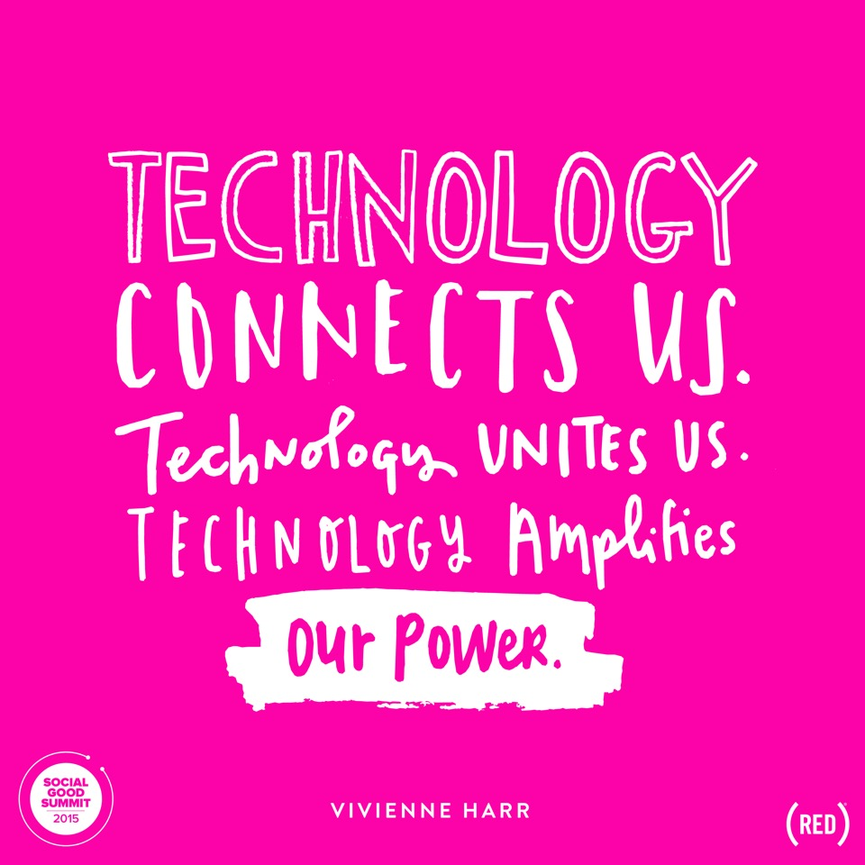 technology quotes inspirational inspiring educational vivienne harr class thoughts experience random social power amplifies sgs helpful blogthis email sobre informacion
