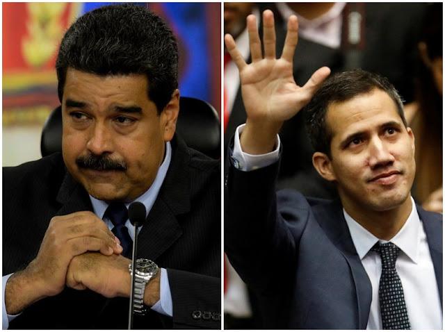 Semana crucial para Venezuela: Guaidó y Maduro se enfrentan por la ayuda humanitaria