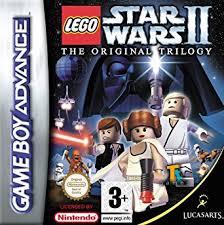Lego Star Wars Ii The Original Trilogy Gba