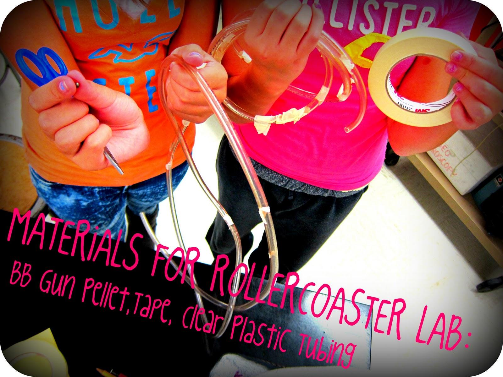 A Middle School Survival Guide Design A Rollercoaster Fun