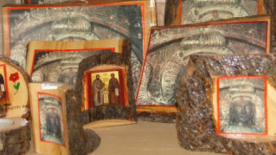 Άγνωστοι διέρρηξαν εκκλησία και αφαίρεσαν δέκα μικρές εικόνες, ένα ασημένιο αρτοφόριο και έναν παλαιό επιτάφιο