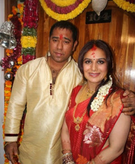 Pooja Gandhi Engagement Photo gallery