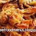 Thai Rice Noodles with Crab menu (Sen-Jun-Pad-Poo)