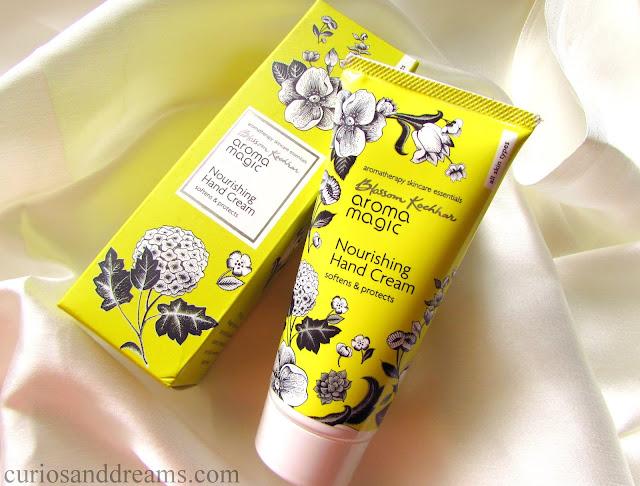 Aroma Magic Nourishing Hand Cream review, Aroma Magic Foot Cream review