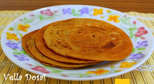 Vella Dosai Recipes