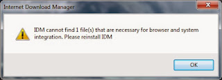Cara Memperbaiki IDM dengan Pop-up Registered With A Fake Serial Number