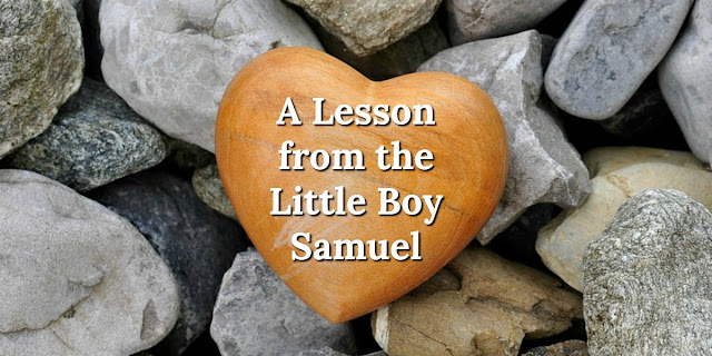 Unpleasant, Unpopular, Loving  and Why Samuel was such a godly prophet