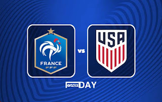 France vs USA – Highlights & All Goals