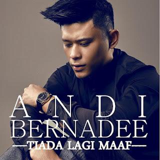 Andi Bernadee - Tiada Lagi Maaf MP3