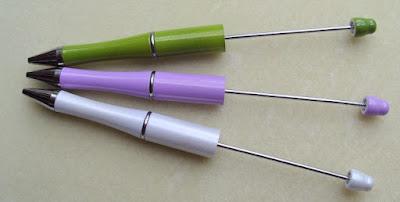 bead a pen