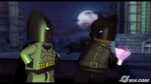 LEGO Batman The Videogame PS2 ISO - isoroms.com