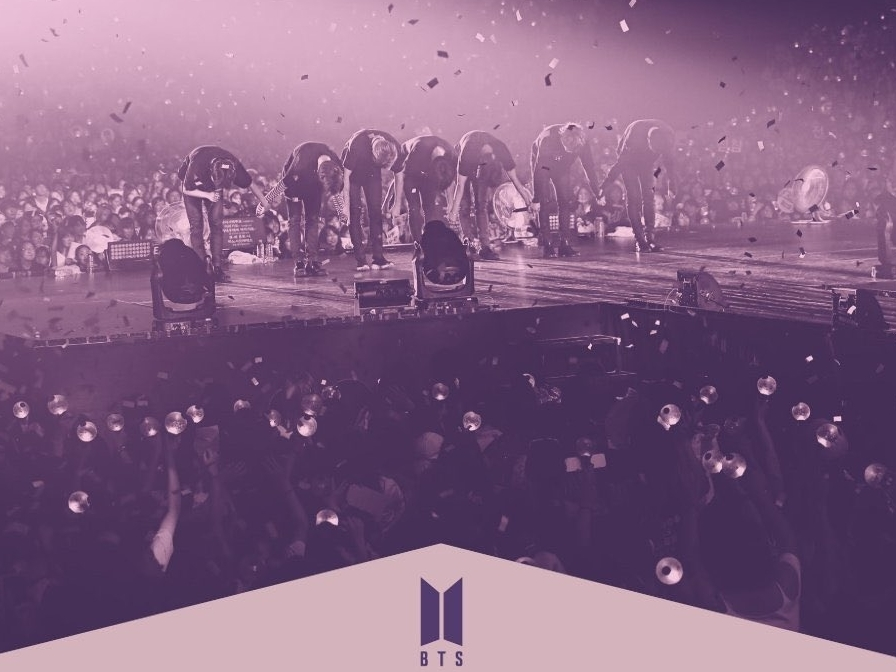 BTS confirms release date for first movie's worldwide