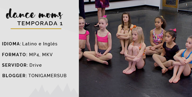 Dance Moms - Temporada 1