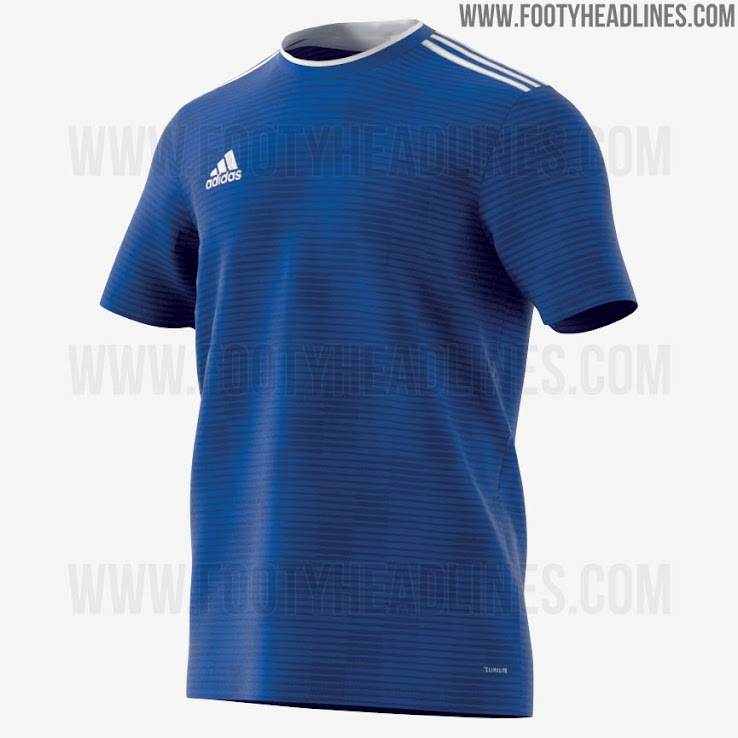 fregar Describir Reina  All Adidas 2018-19 Teamwear Kits Released - Footy Headlines