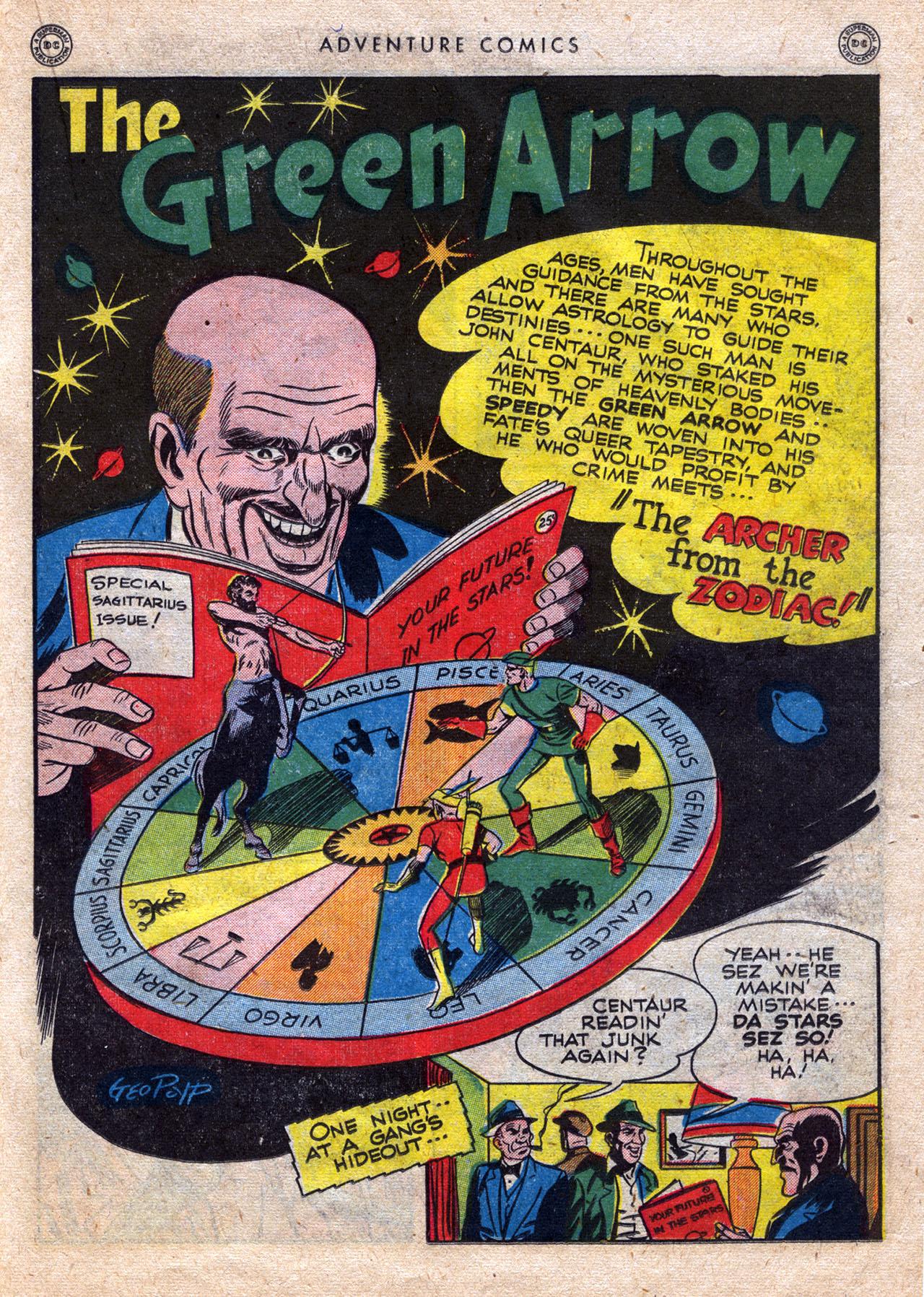 Read online Adventure Comics (1938) comic -  Issue #120 - 23