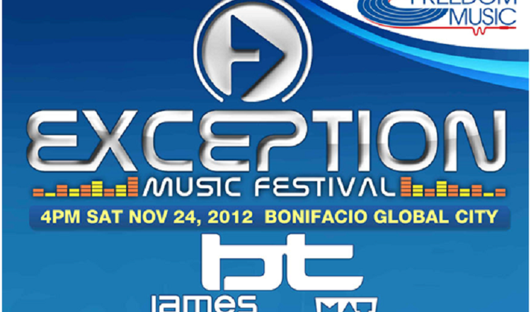 Bigfish Manila: Exception Dance Music Festival + TDP Giveaway! (Closed)