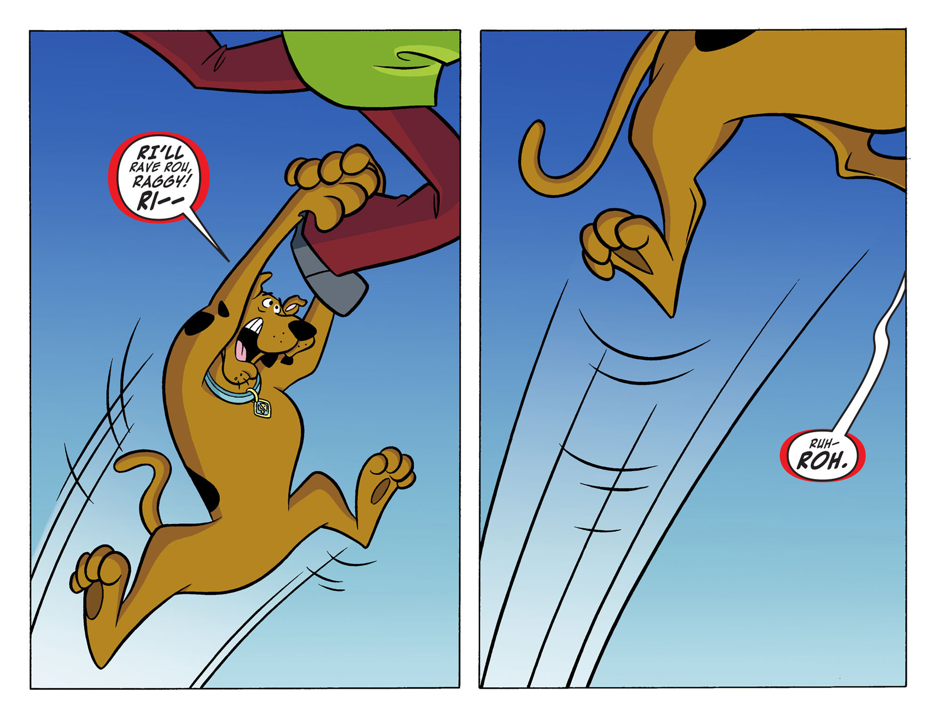 Read online Scooby-Doo! Team-Up comic -  Issue #2 - 5