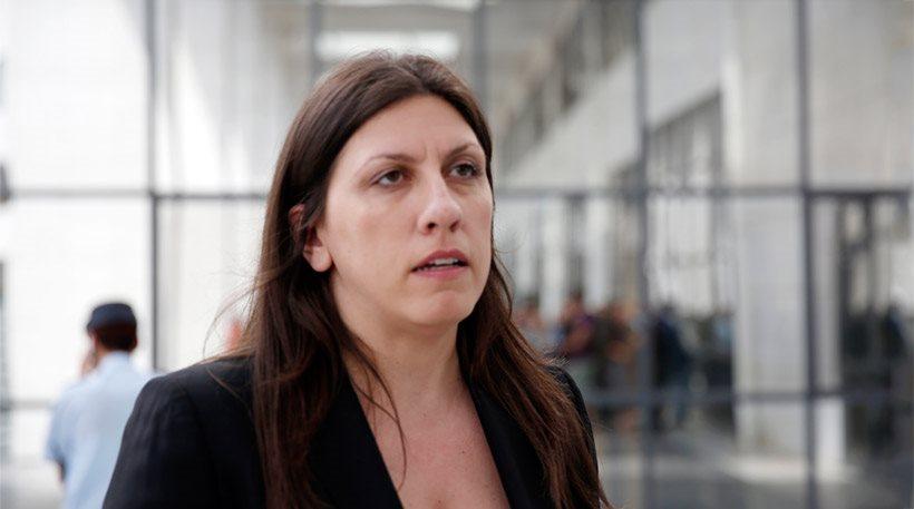 Κωνσταντοπούλου: Θα κλείσω όλα τα ΜΜΕ και θα κατασχέσω τις περιουσίες όσων μας έβαλαν στα Μνημόνια