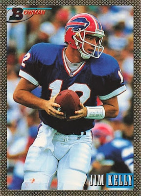 1993 Bowman Jim Kelly