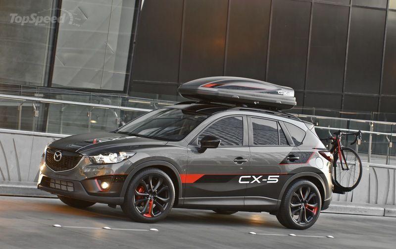 Life In Digital Colour Mazda Cx5 Skyactiv Sports Bodykit