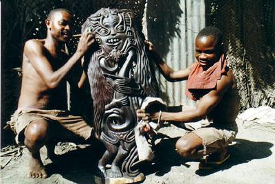 MAKONDE PEOPLE: EAST AFRICA`S MASTER CARVERS AND SLAVE RESISTANCE TRIBE