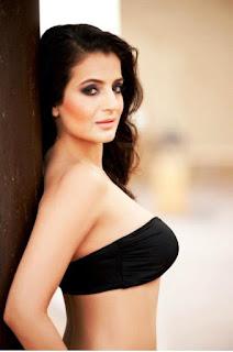 Curvy-Amisha-Patel-Bikini-top