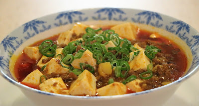 Đậu phụ Tứ Xuyên một món ăn ưu việt dễ làm , ngon , bổ , rẻ .