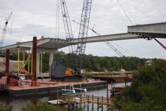 Resultado de imagem para ponte construção