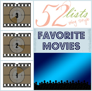 52 Lists #47 - Favorite Movies on Homeschool Coffee Break @ kympossibleblog.blogspot.com