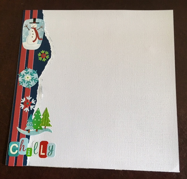 Northwoods scrapbook personalized baby gifts when i make a baby scrapbook as a gift i do some specific baby theme pages but then i like to include the seasons of the year holidays etc for them negle Gallery