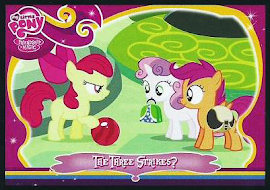 My Little Pony The Three Strikes? Series 2 Trading Card