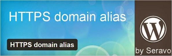 HTTPS domain alias plugin for WordPress