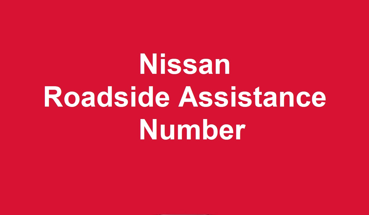 Nissan Commercial Vehicles Roadside Assistance Number