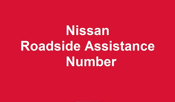 Nissan Roadside Assistance Number 2021