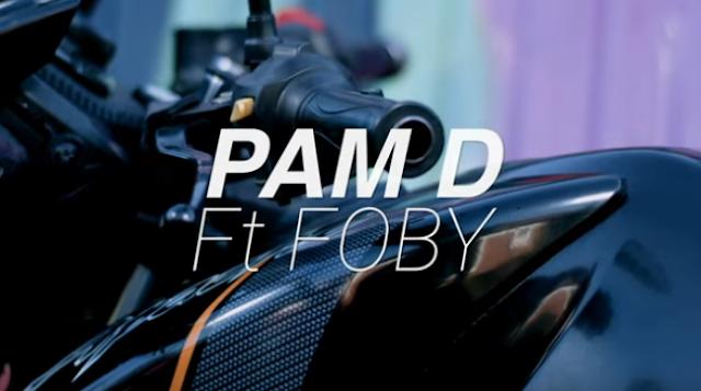 Pam D ft Foby - Kizungu zungu