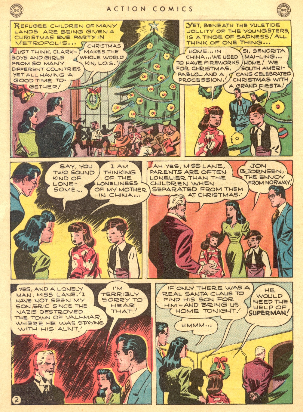 Action Comics (1938) 93 Page 3