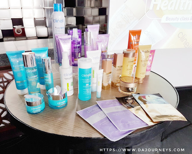[Event report] But First Healthy Skin With Clinelle