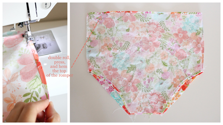 5f3cfcac74d9 Smocked Baby Romper Tutorial